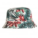 Wholesale Ladies bush hat featuring floral design