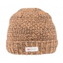Brown adults unisex thinsulate ski hat