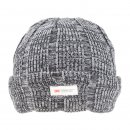 Wholesale mens thinsulate ski hat in grey