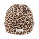 Wholesale ladies thinsulate ski hat with leopard print