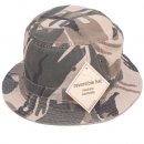 Wholesale reversible camo bush hat