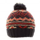 A612 - ADULTS CHUNKY KNIT SKI HAT