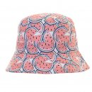 Wholesale watermelon printed bush hat