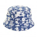 Wholesale surf style reversible bush hat