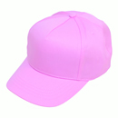 CHILDREN'S PINK(11) 5 PANEL B.BALL CAP