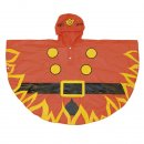 CHILDREN'S FIREMAN SHOWERPROOF PONCHO