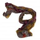 Wholesale pink tara wheel printed lightweight scarf