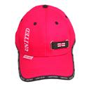 Wholesale baseball cap with united logo