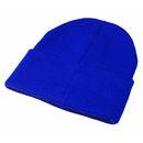 Wholesale plain royal blue ski hat