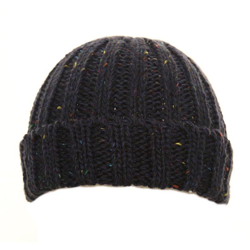 d1bb97c1eb7 Wholesale Ski Hat-A1324-Mens speckle chunky knit ski hat