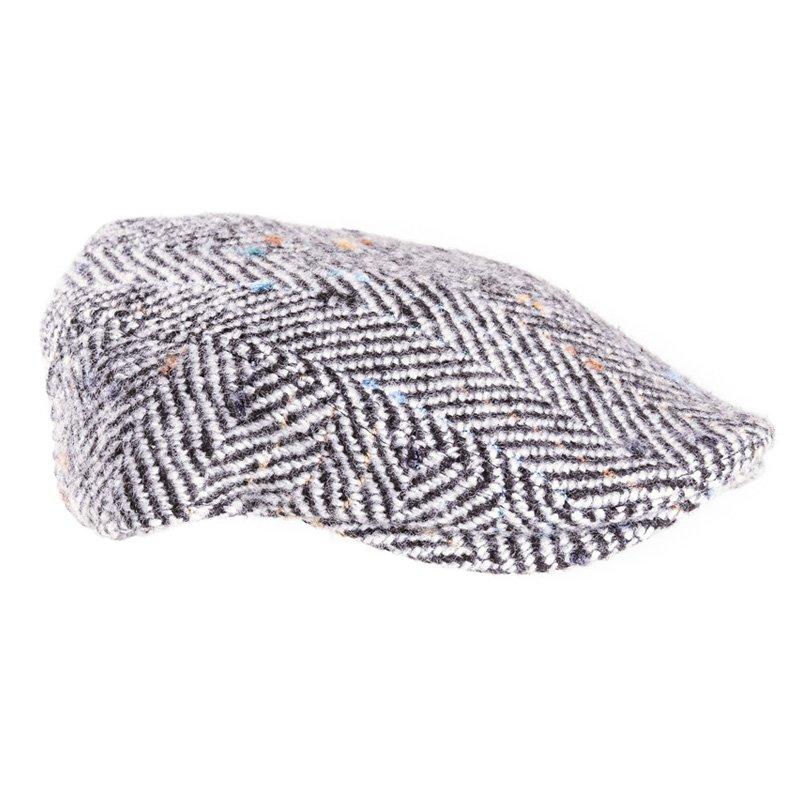 cd45ccd81c1 Wholesale flat caps-A1445-Mens thick wool blend flat cap