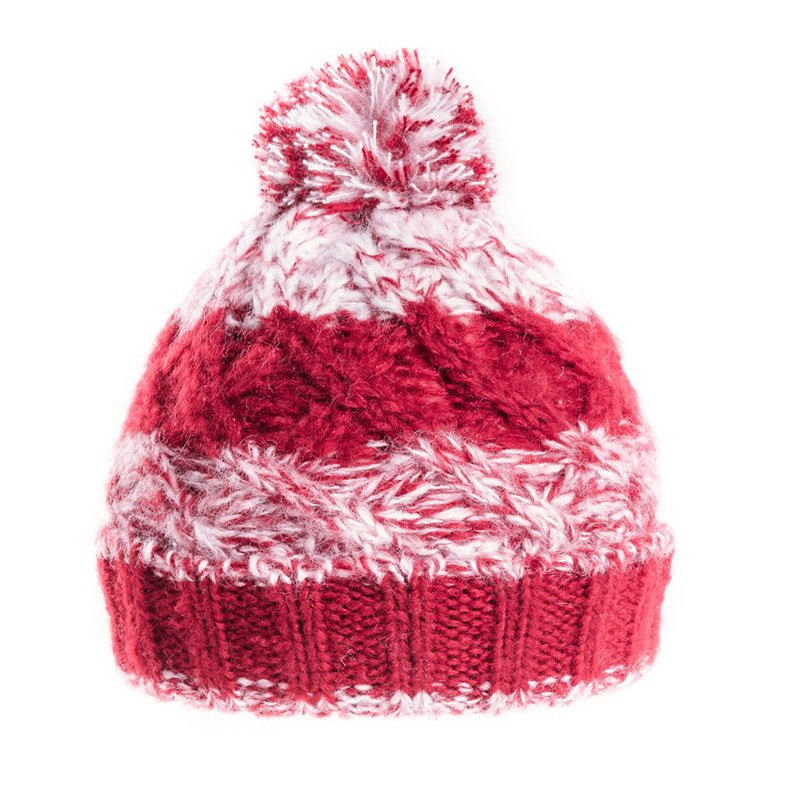 Wholesale knitted hats-A1478-Mens bobble hat with fleece lining 7907dad38eb