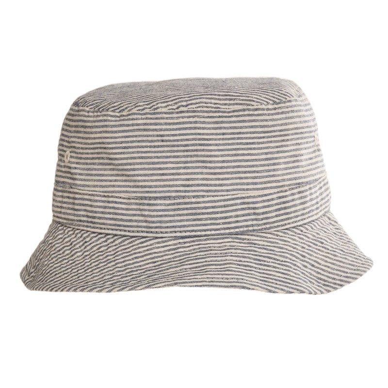 7d54eb426ea Wholesale sun hats-A1490-Adults unisex pinstripe bush hat