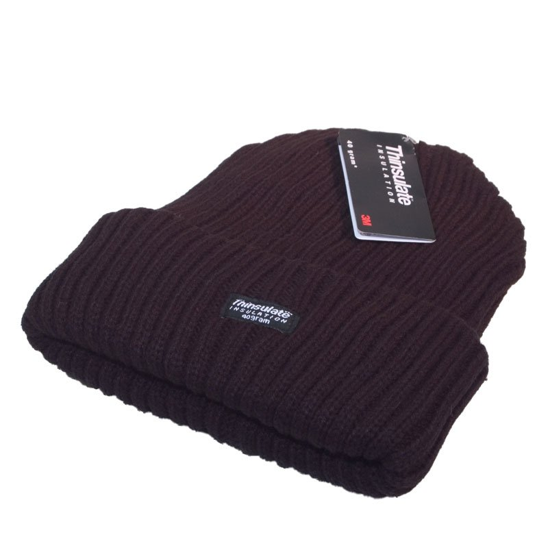 722a8f46b70 Wholesale ski hats-A548-Chunky Thinsulate-Ski hat