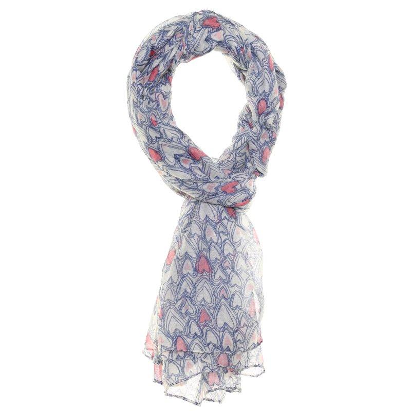ls150 amelia print scarf