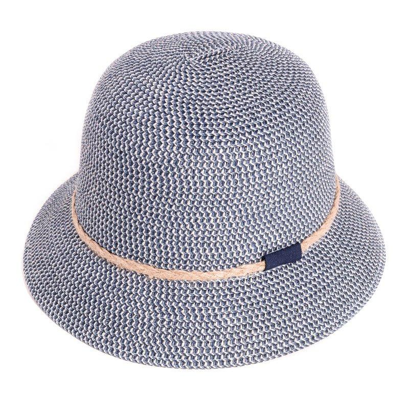 S280- ladies crushable straw bush hat 946431fad0d