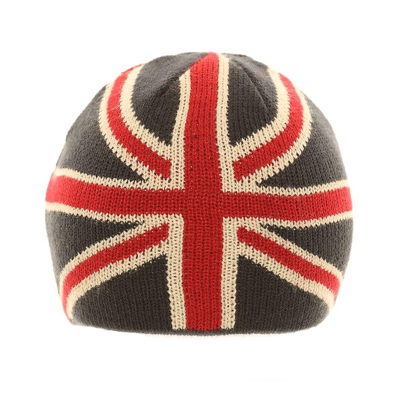 Knitting Pattern For Union Jack Hat : SKI20