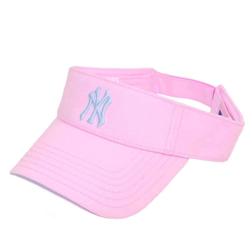 Ny9 - sale - ny visor (baby pink) dc6c65d4f91